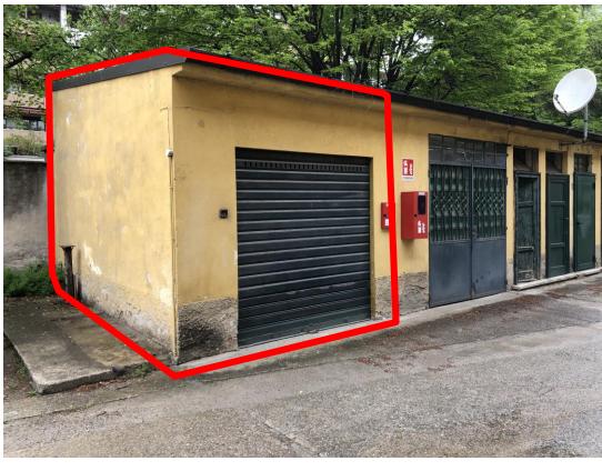 Box e posti auto da ristrutturare in vendita Rif. 11657771