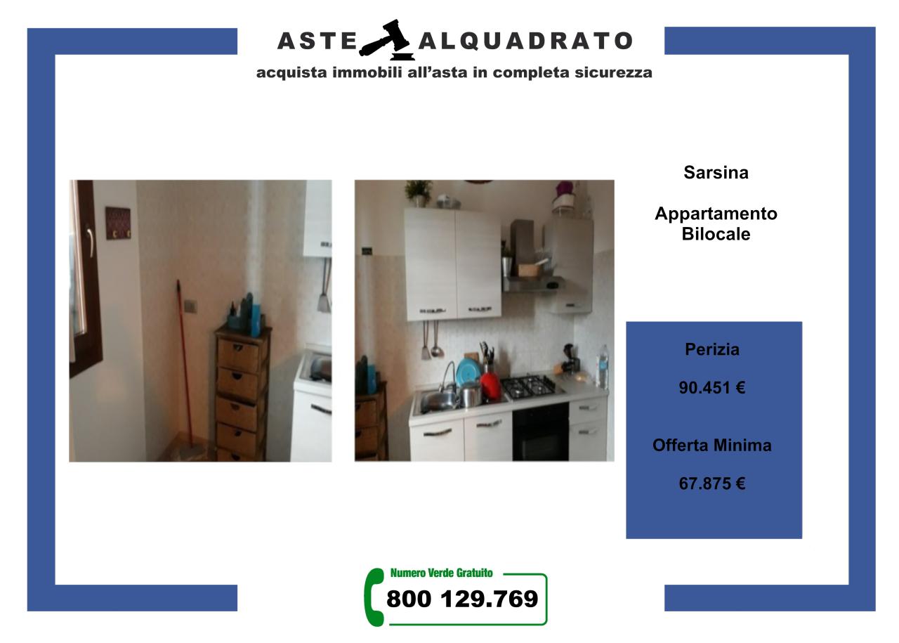Appartamento in vendita a Sarsina, 2 locali, prezzo € 67.875 | PortaleAgenzieImmobiliari.it