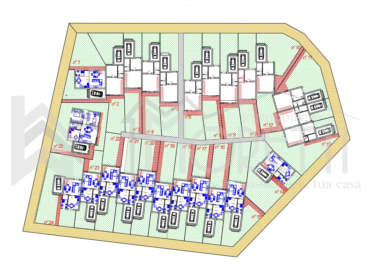 Villetta a schiera in vendita Rif. 10558981