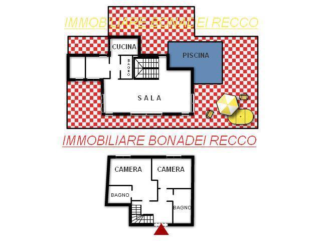 Appartamento in buone condizioni in vendita Rif. 9209483
