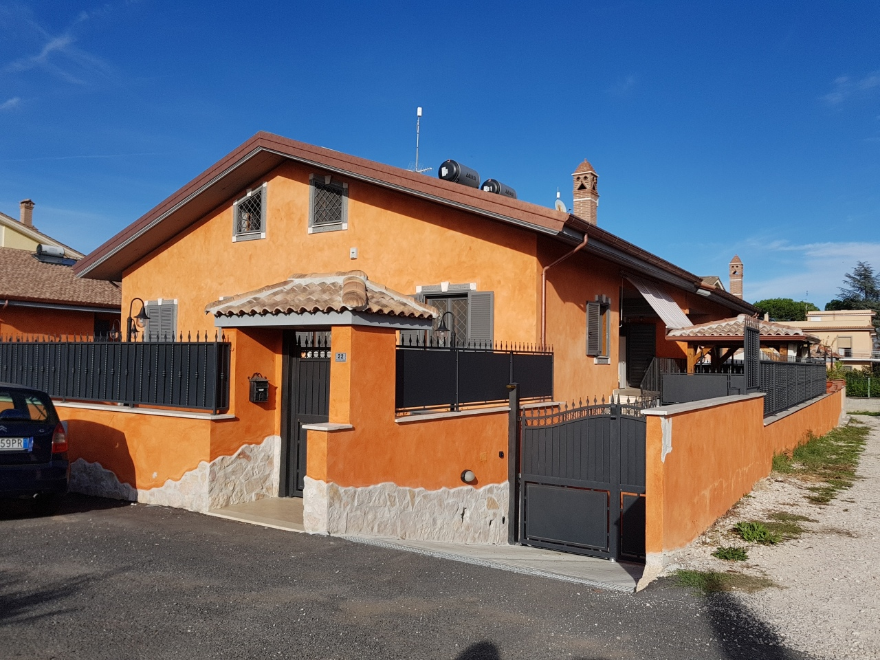 Villa in ottime condizioni in vendita Rif. 11674540