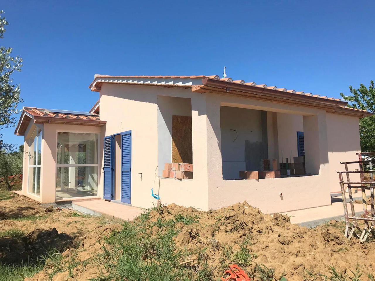 Terreno Edificabile Residenziale in vendita a Bibbona, 4 locali, prezzo € 115.000 | CambioCasa.it
