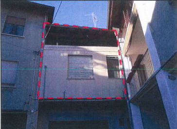 Porzione di casa in discrete condizioni in vendita Rif. 11322317
