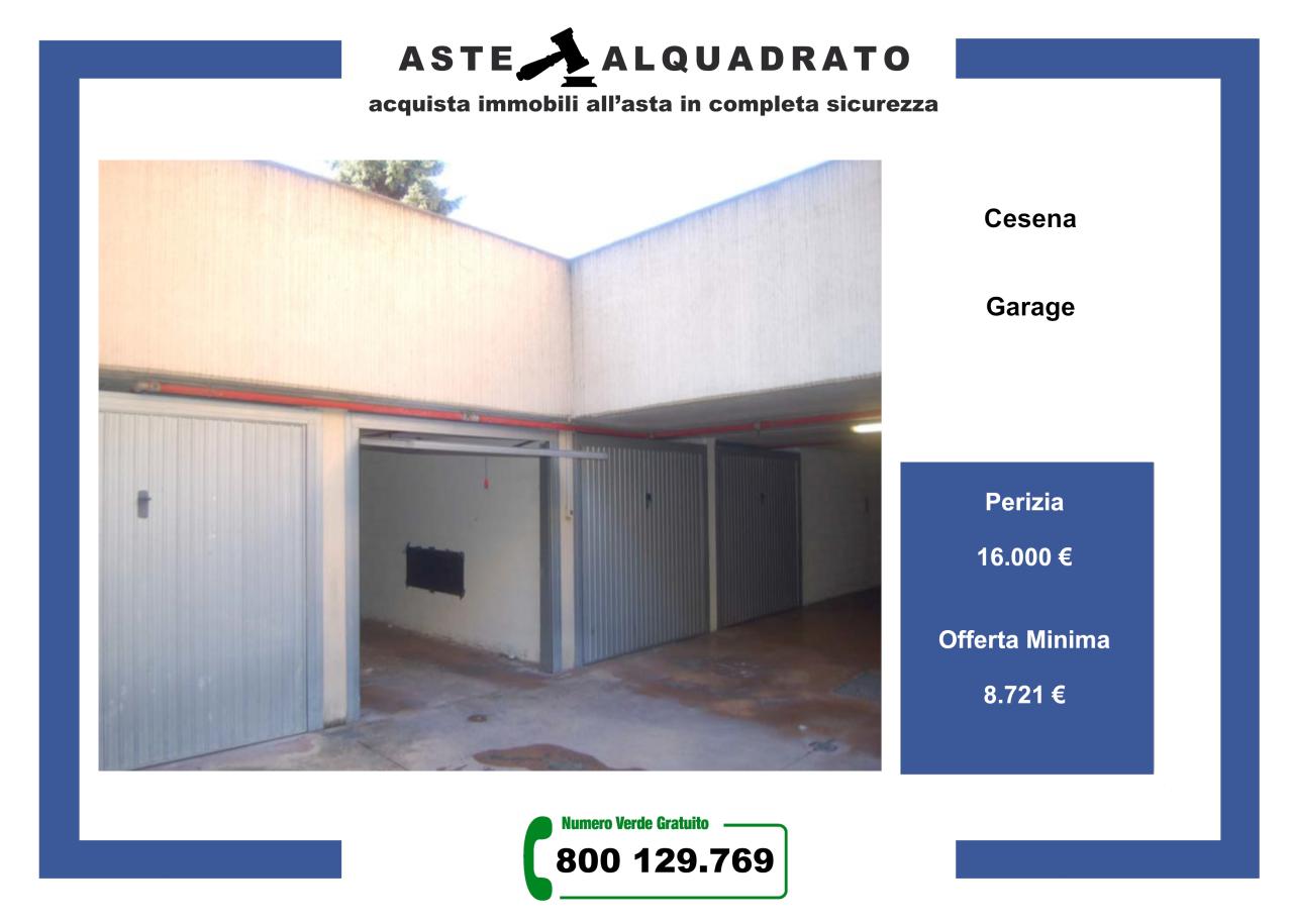 Box / Garage in vendita a Cesena, 1 locali, prezzo € 8.721 | CambioCasa.it
