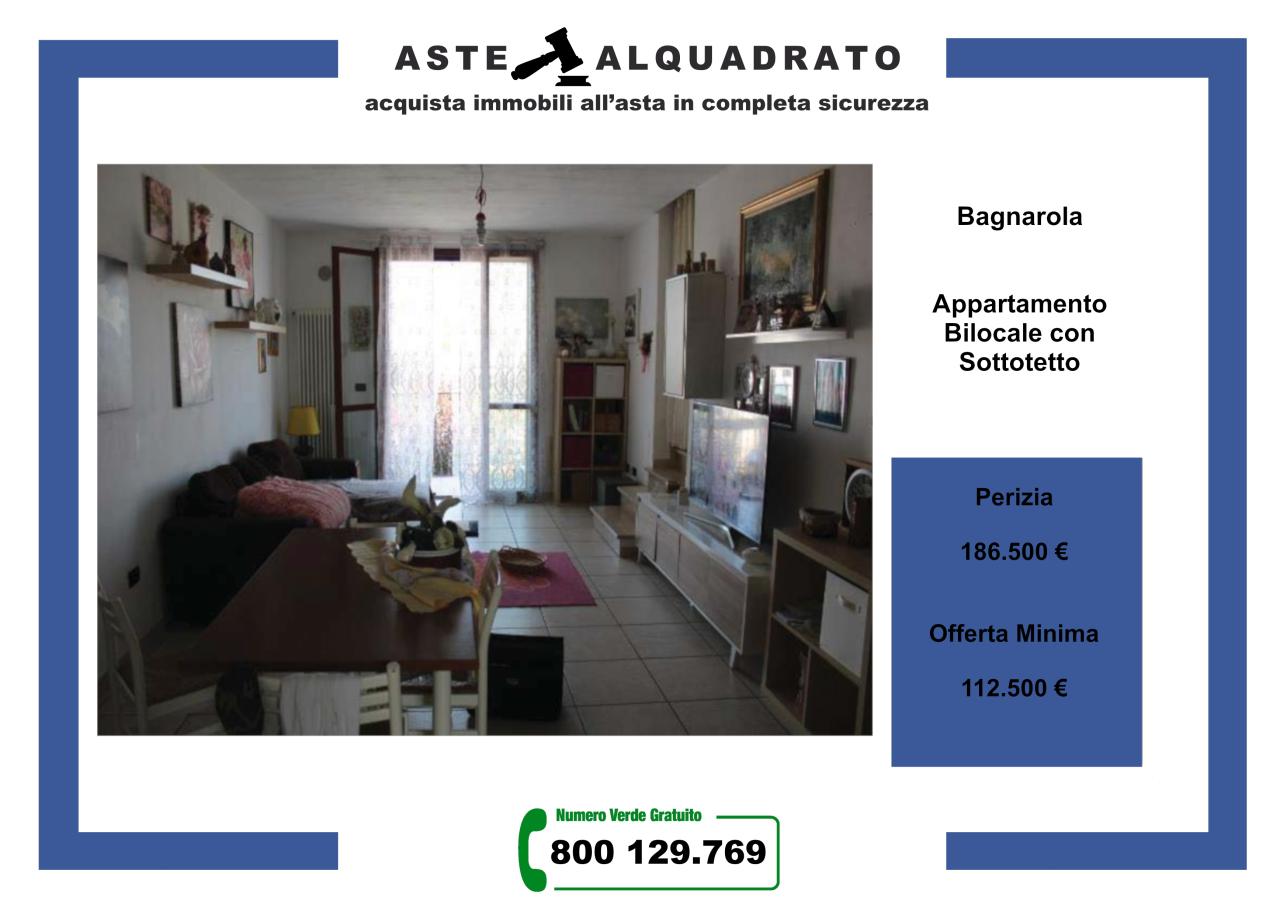 Appartamento - Bilocale a Bagnarola, Cesenatico