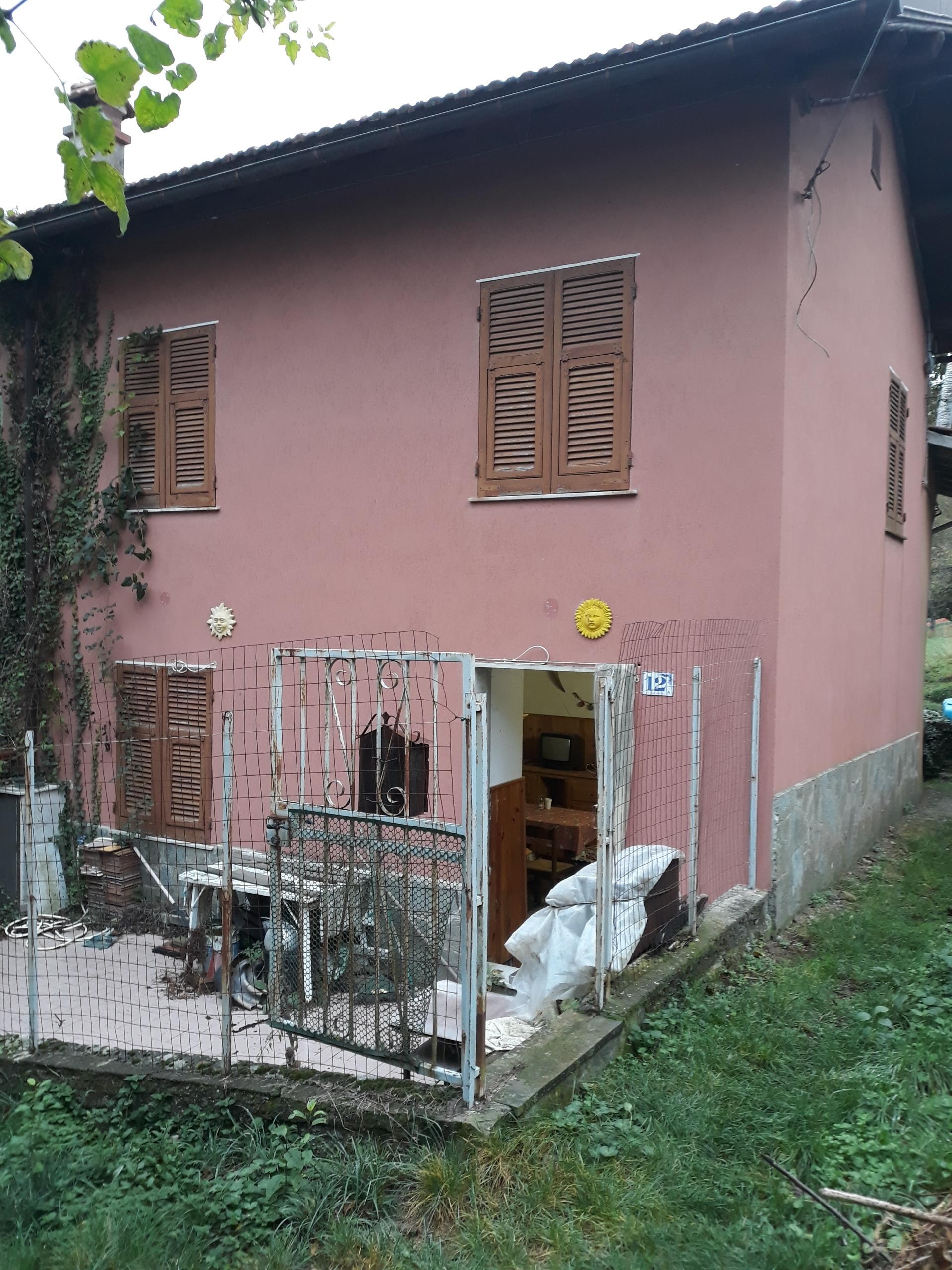 Codice 07 case rustico semi indipendente in vendita a torriglia immobiliare il perimetro - Valutazione immobile casa it ...