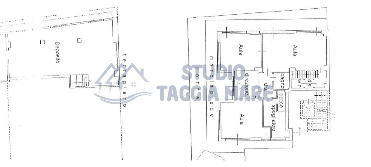 Ufficio / Studio in affitto a Taggia, 6 locali, prezzo € 900 | CambioCasa.it