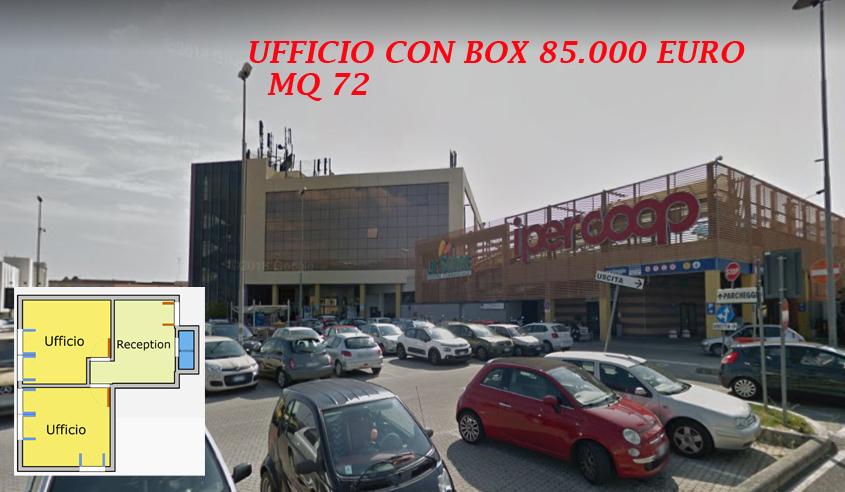 Ufficio / Studio in vendita a Albenga, 4 locali, prezzo € 85.000 | PortaleAgenzieImmobiliari.it