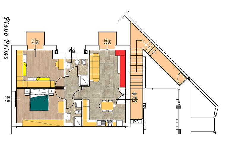 Appartamento in vendita Rif. 8028514