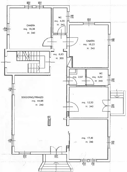 Quadrilocale ristrutturato in vendita Rif. 11467989