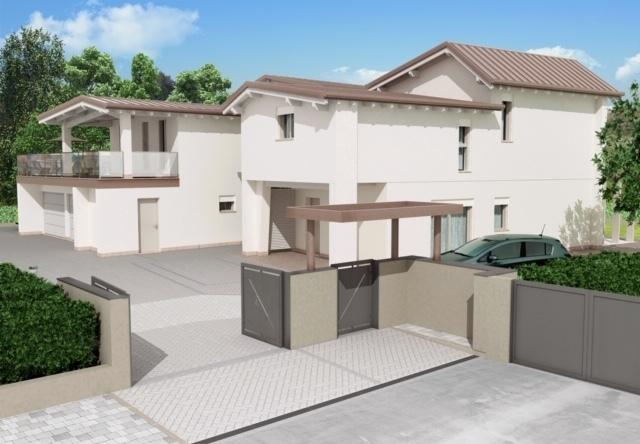 Villetta a schiera in vendita Rif. 12000257