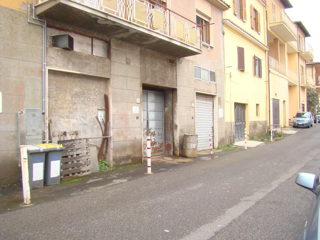 Capannone / Fondo - Magazzino a Monte Porzio Catone Rif. 10339542