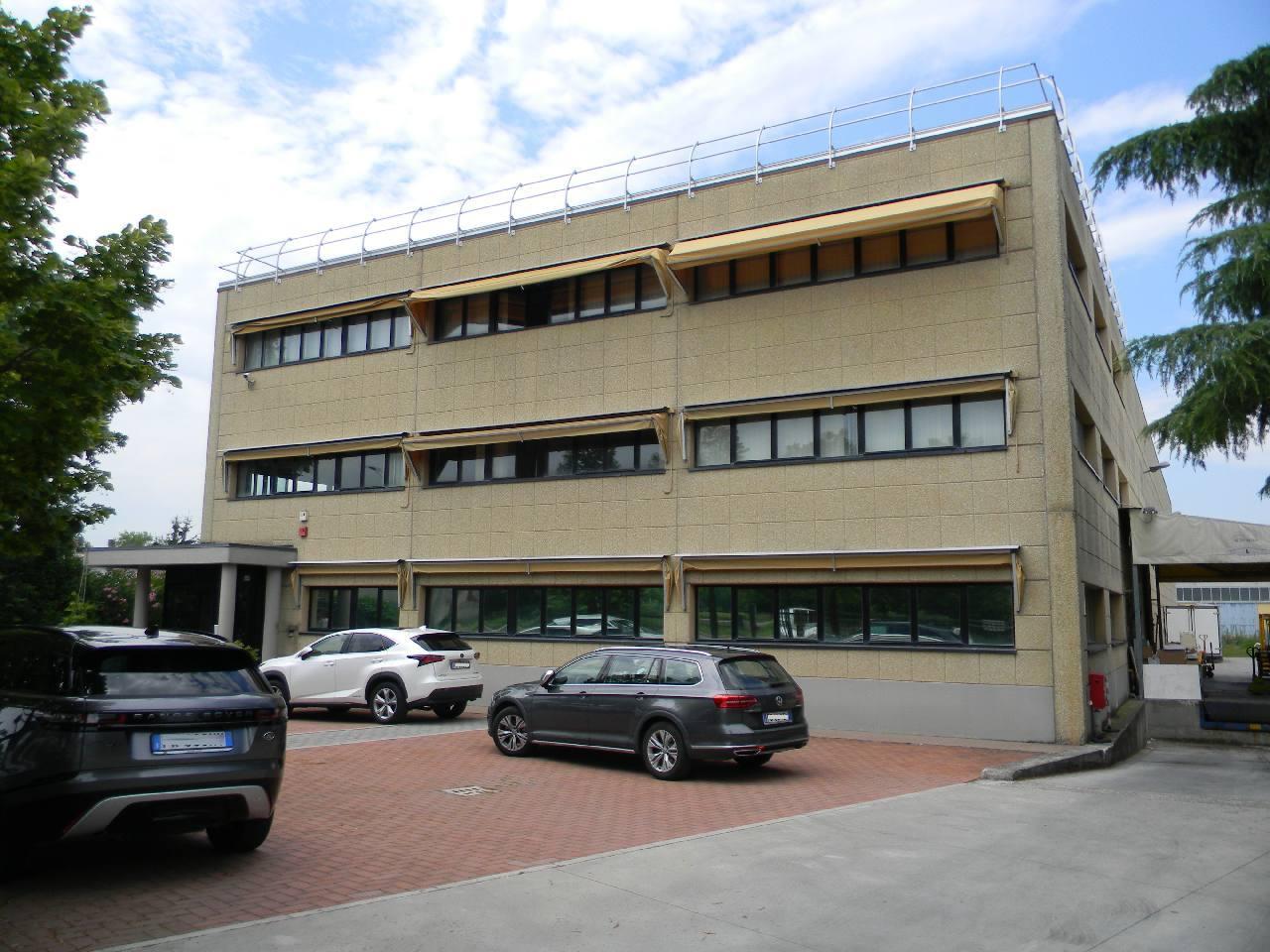 capannone Malalbergo