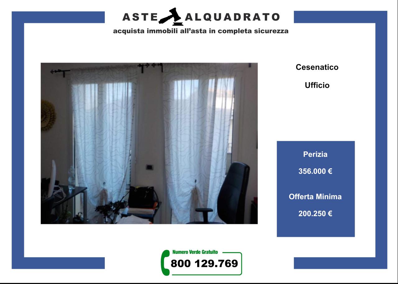 Ufficio / Studio in vendita a Cesenatico, 1 locali, prezzo € 200.250   CambioCasa.it