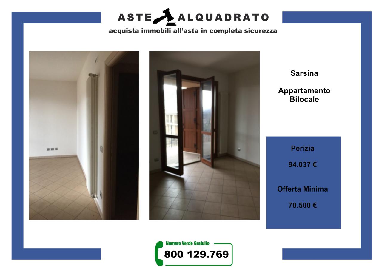 Appartamento in vendita a Sarsina, 2 locali, prezzo € 70.500 | PortaleAgenzieImmobiliari.it