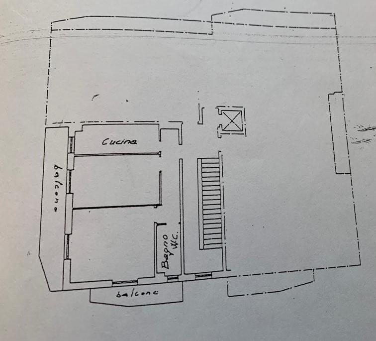 Bilocale in zona ponente di Alassio 5B117