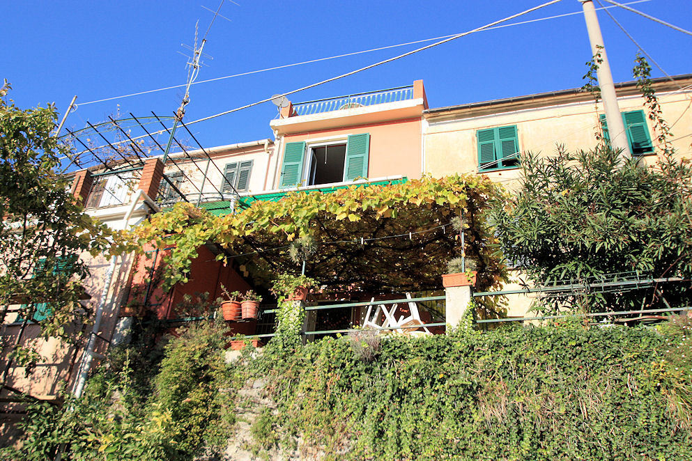 Porzione di casa da ristrutturare in vendita Rif. 9463343