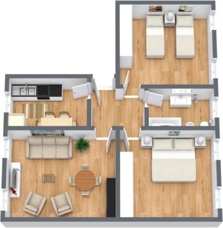 Appartamento in vendita Rif. 7240722