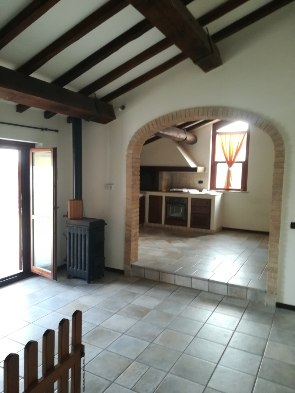 Appartamento in vendita a Orte, 4 locali, prezzo € 70.000 | PortaleAgenzieImmobiliari.it