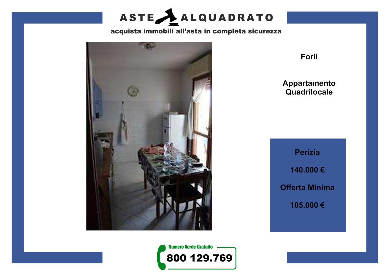 Appartamento - Quadrilocale a Forlì