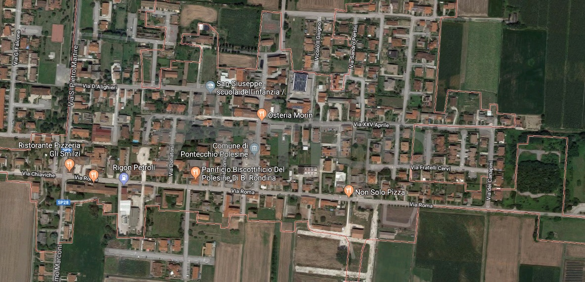 Industriale a Pontecchio Polesine Rif. 8407333