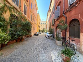 Rif.(1000115) - Appartamento, Roma  -  Trastevere ...