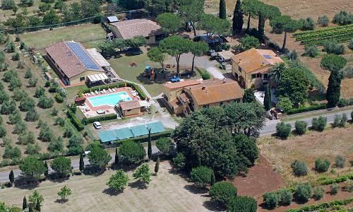 Azienda Agricola in Vendita a Cecina
