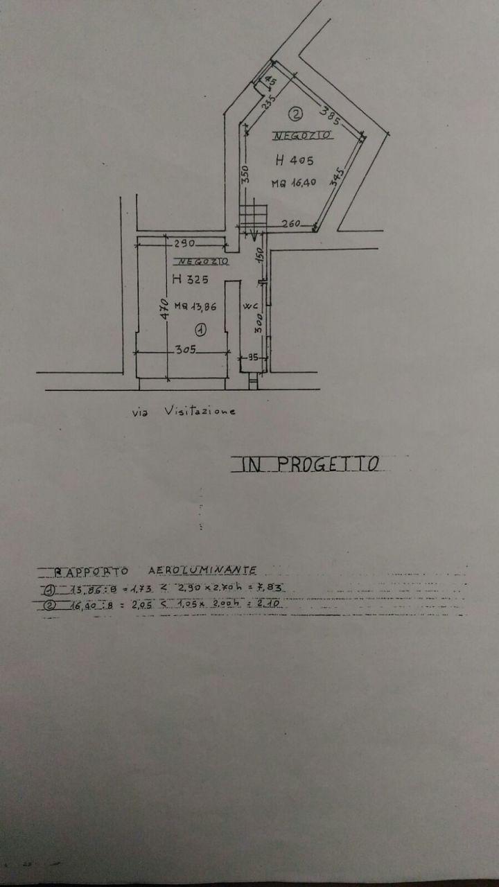 Ufficio / Studio in vendita a SanRemo, 3 locali, prezzo € 70.000   PortaleAgenzieImmobiliari.it