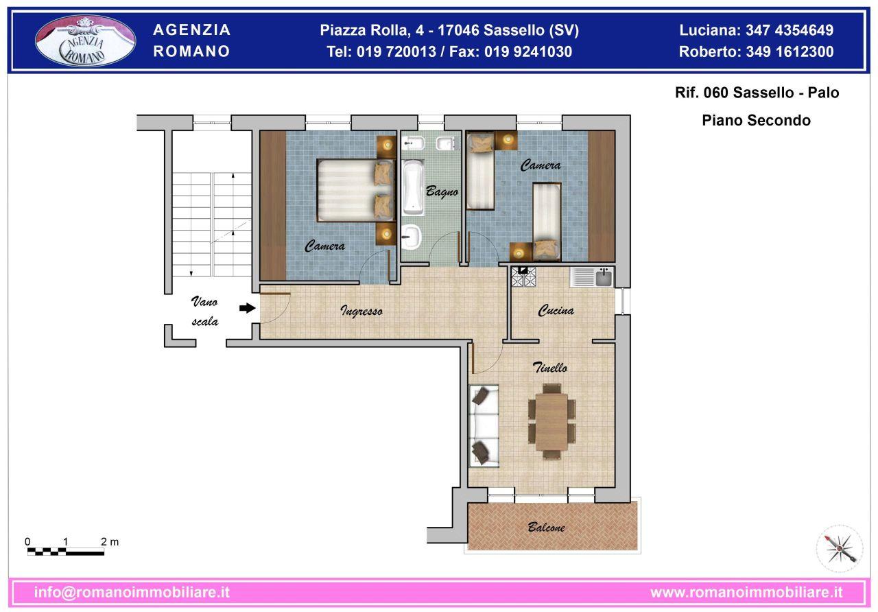 Appartamento in vendita a Sassello, 4 locali, prezzo € 85.000   PortaleAgenzieImmobiliari.it