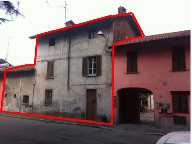 Porzione di casa da ristrutturare in vendita Rif. 11328558