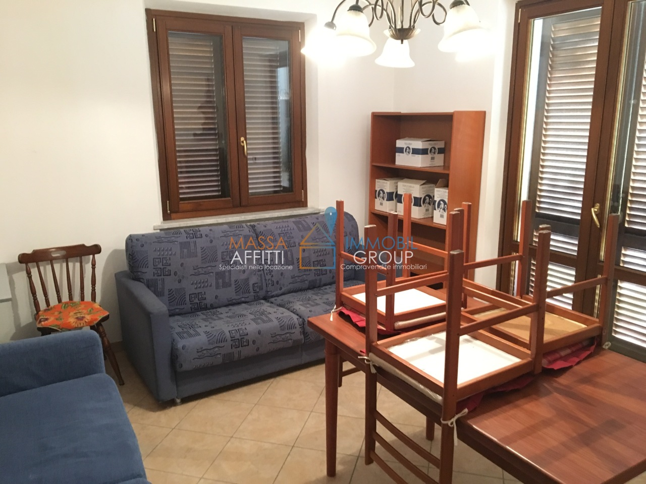 Quadrilocale in buone condizioni arredato in affitto Rif. 9847478
