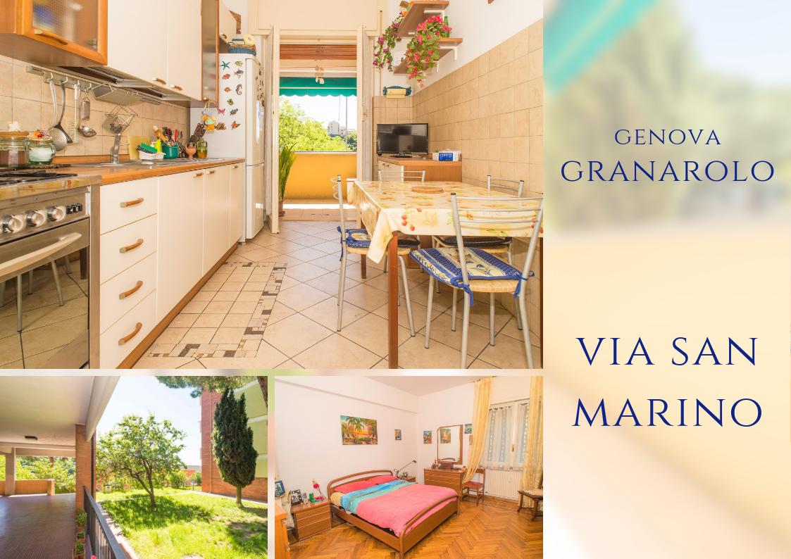 Appartamento a Granarolo, Genova