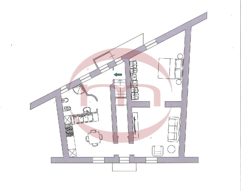 Appartamento in affitto a Sarzana, 4 locali, prezzo € 700   PortaleAgenzieImmobiliari.it