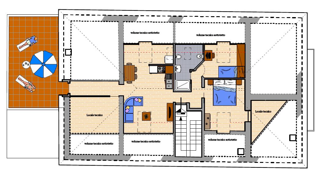 Appartamento in vendita a Albisola Superiore, 3 locali, prezzo € 210.000 | PortaleAgenzieImmobiliari.it