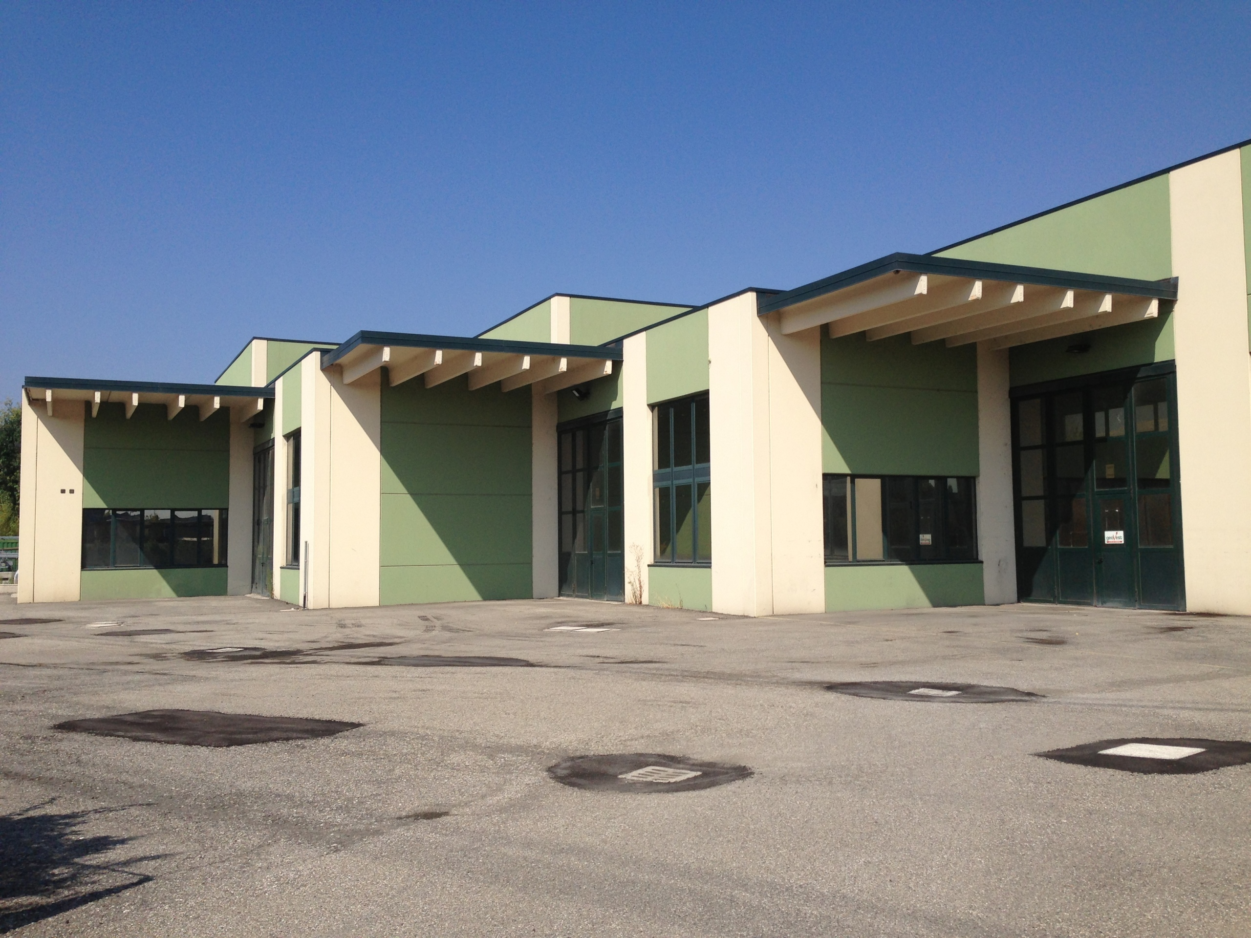 capannone Argelato