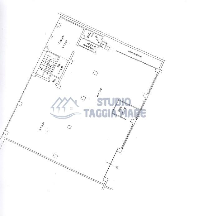 Capannone in affitto a Taggia, 1 locali, prezzo € 1.500 | CambioCasa.it