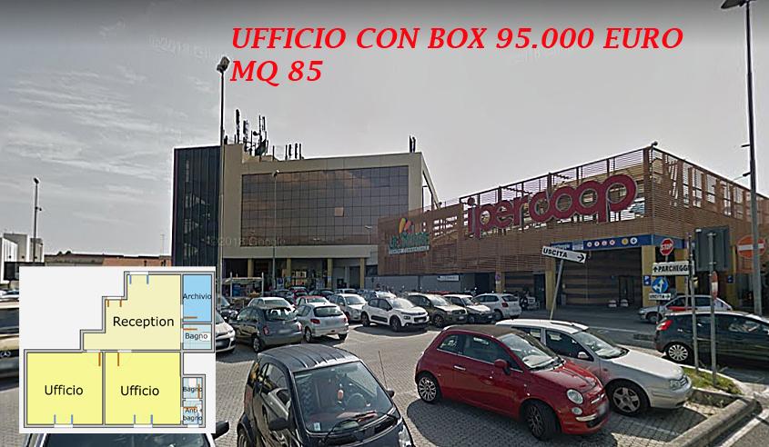 Ufficio / Studio in vendita a Albenga, 5 locali, prezzo € 95.000 | PortaleAgenzieImmobiliari.it
