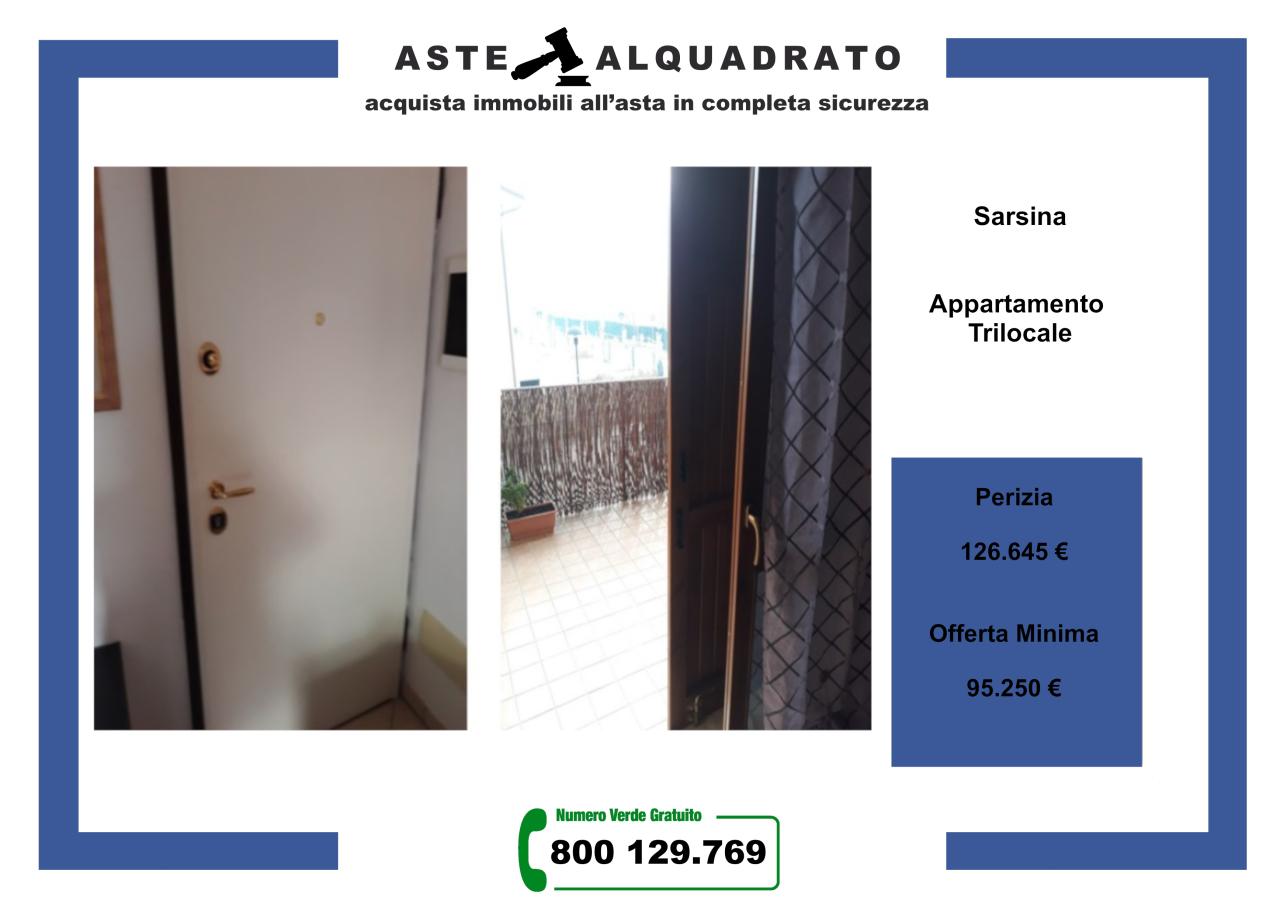 Appartamento in vendita a Sarsina, 3 locali, prezzo € 95.250 | PortaleAgenzieImmobiliari.it