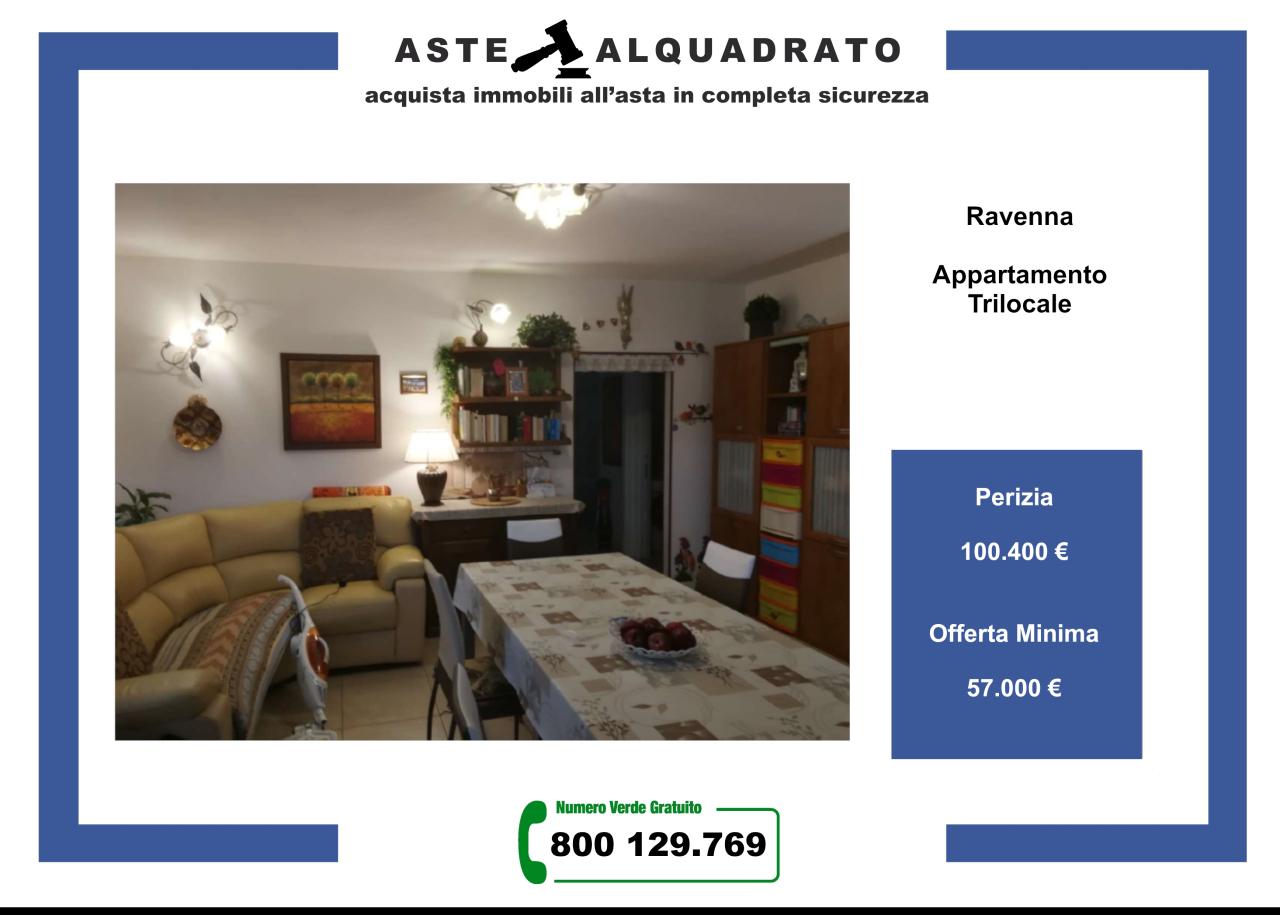Appartamento in vendita a Cotignola, 3 locali, prezzo € 57.000 | CambioCasa.it