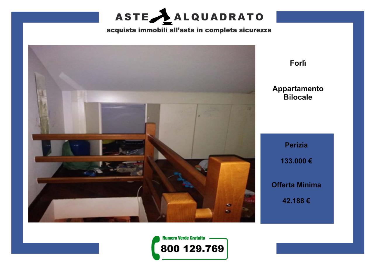 Appartamento - Bilocale a Forlì