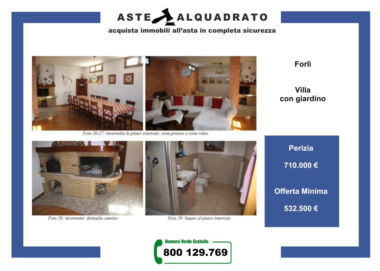 Indipendente - Villa a Forlì