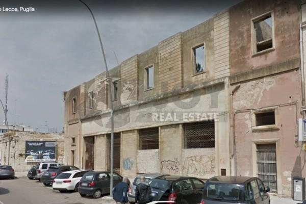 LOTTO EDIFICABILE IN VIA TARANTO, Lecce
