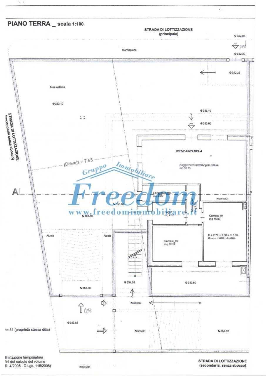 Appartamento in vendita Rif. 6678419