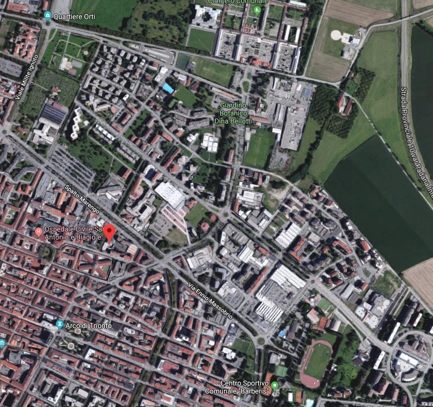 Locale commerciale - 1 Vetrina a Alessandria Rif. 11328600