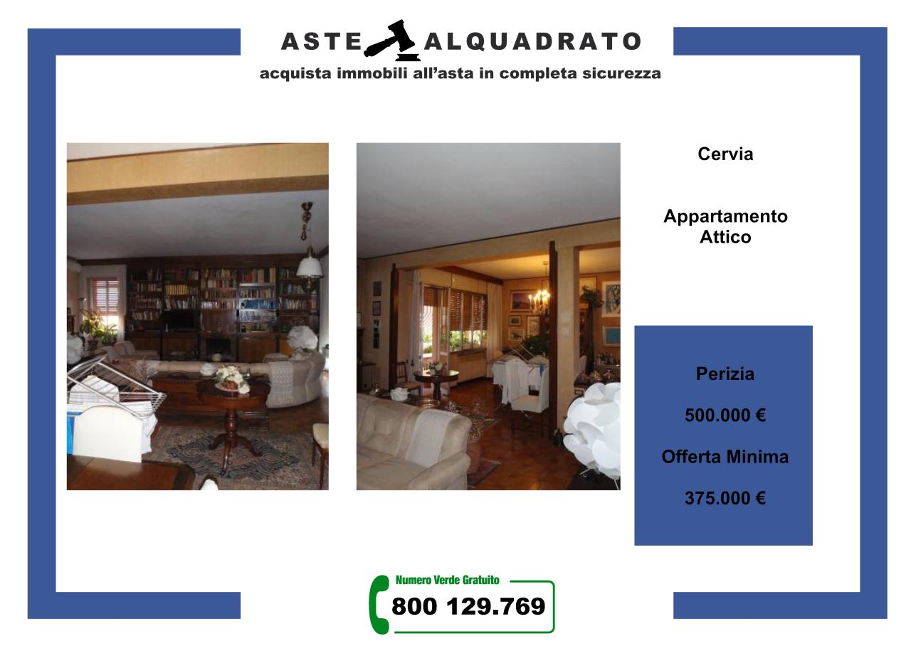 Attico / Mansarda in vendita a Cervia - Milano Marittima, 4 locali, prezzo € 375.000 | PortaleAgenzieImmobiliari.it