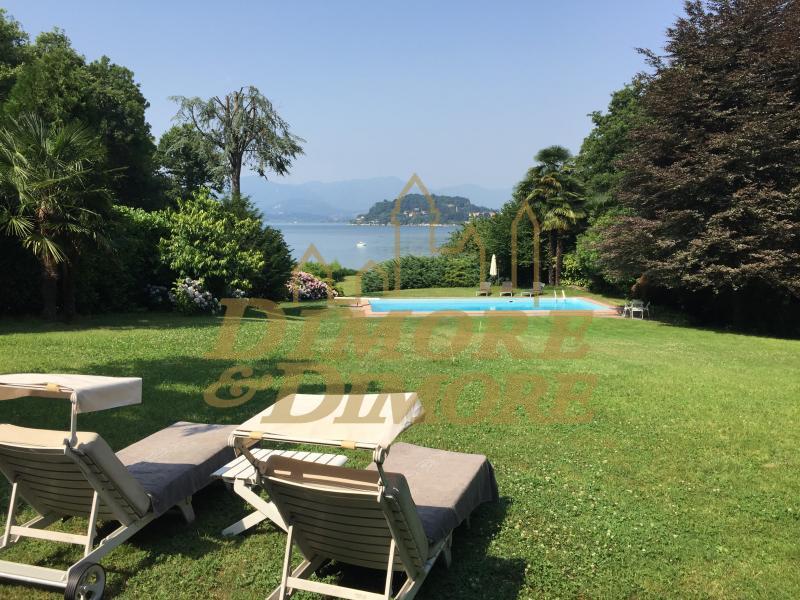 Villa in vendita a Ispra, 15 locali, prezzo € 1.600.000 | CambioCasa.it