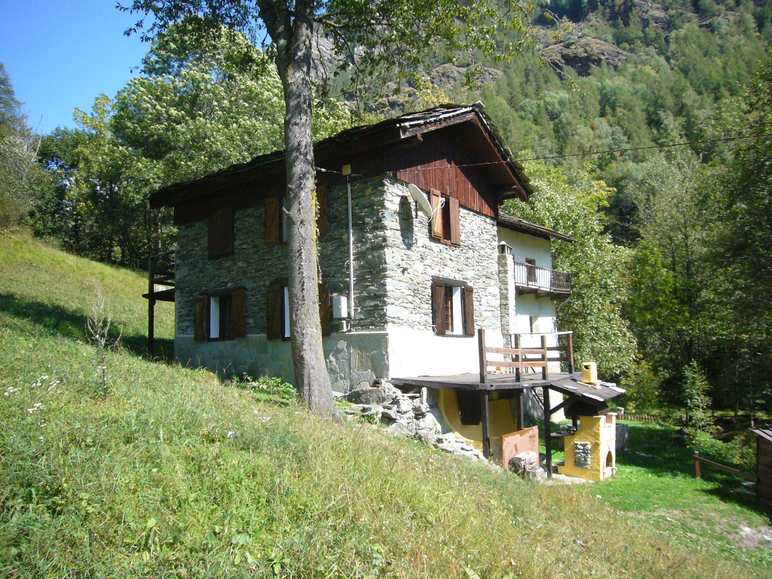 Codice 07887 case casa indipendente in vendita a antey saint andr immobiliare il perimetro - Valutazione immobile casa it ...