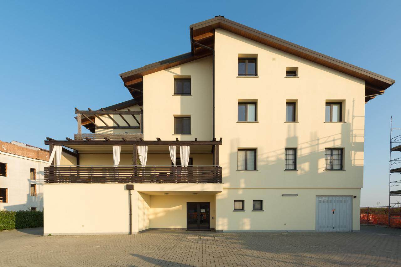 appartamento con giardino San Giorgio di Piano