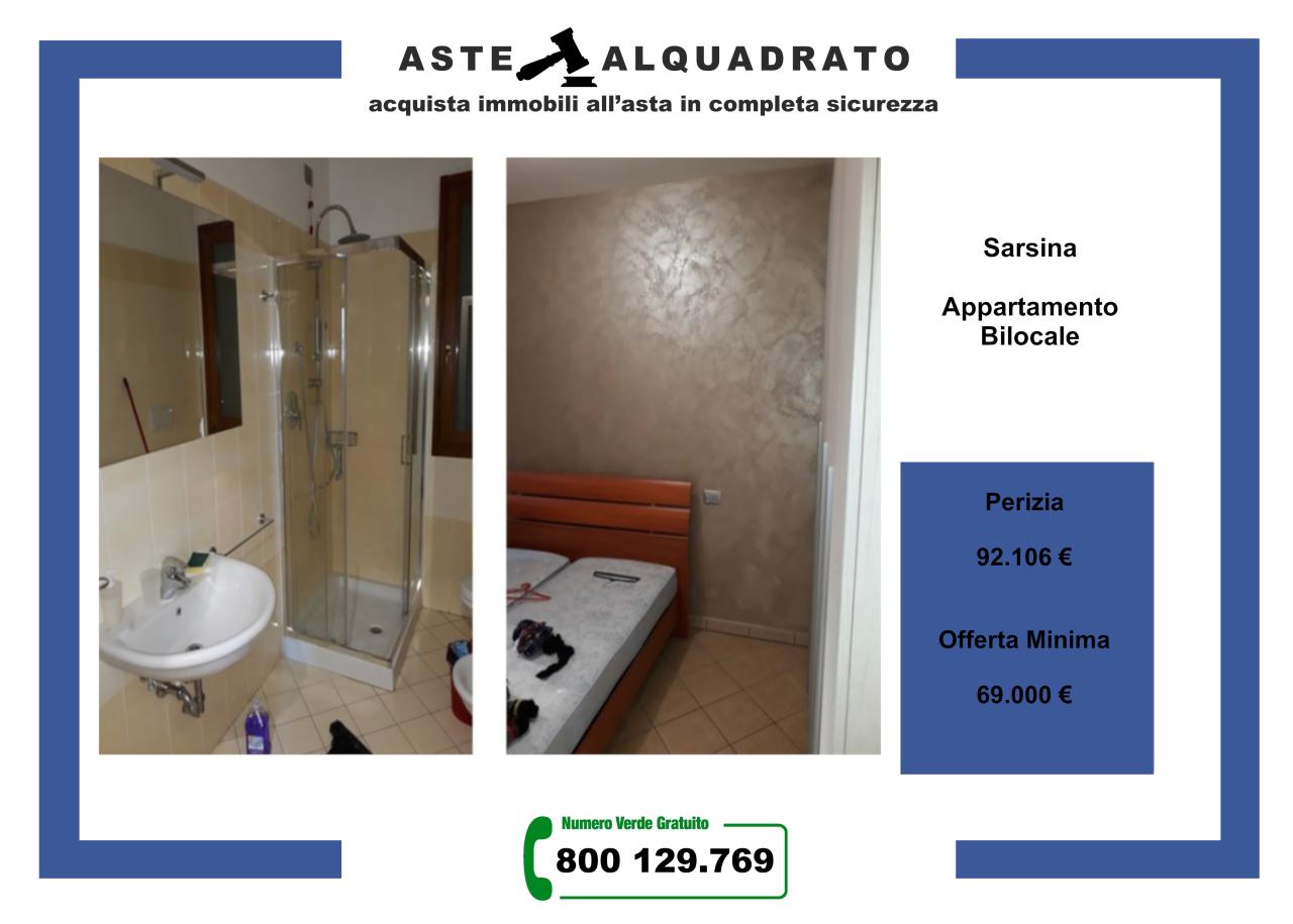 Appartamento in vendita a Sarsina, 2 locali, prezzo € 69.000 | PortaleAgenzieImmobiliari.it