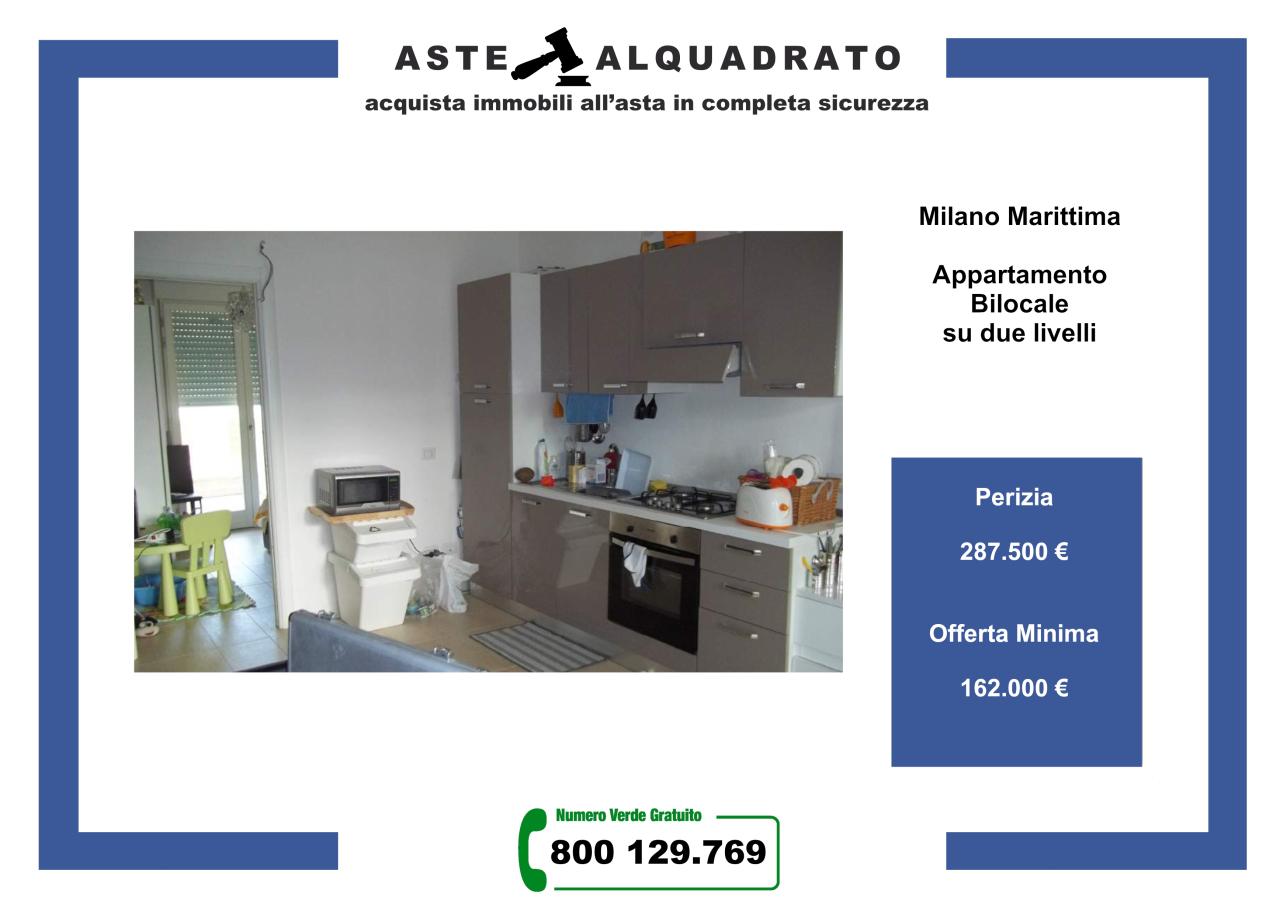 Appartamento in vendita a Cervia - Milano Marittima, 2 locali, prezzo € 162.000   PortaleAgenzieImmobiliari.it